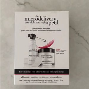 Philosophy Microdelivery Overnight Ant-Aging Peel